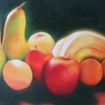 fruit painting michael ferrari