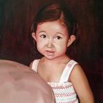 michael ferrari painting 9 Alyssa florida