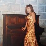 Michael Ferrari princess painting