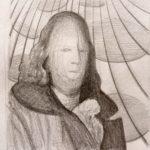 michael ferrari b franklin sketch